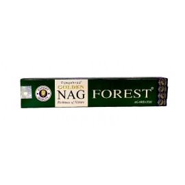 Incienso Golden Nag Forest caja 15 gr