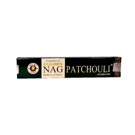 Incienso Golden Nag Patchouli caja 15 gr