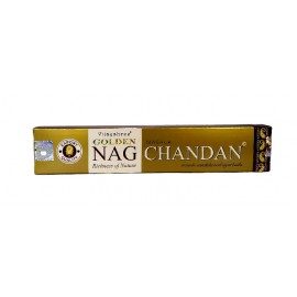 Incienso Golden Nag Chandan caja 15 gr