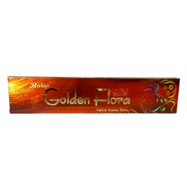 Incienso Balaji Golden Flora caja 15 gr