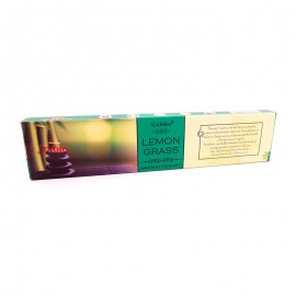 Incienso Goloka Aromaterapy Lemon Grass  caja 15 gr